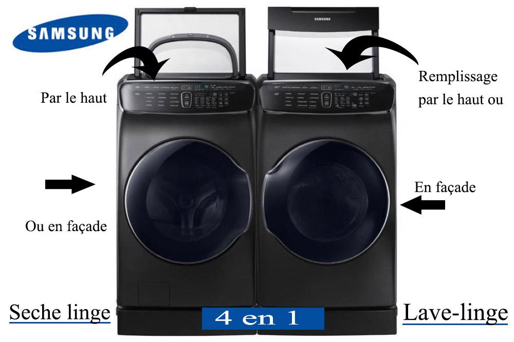 Ces 2017 electromenager - Seche linge sur machine a laver ...