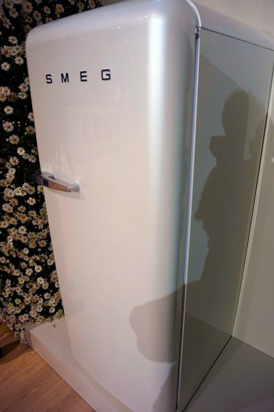 smeg a l eurocucina 2018. Black Bedroom Furniture Sets. Home Design Ideas