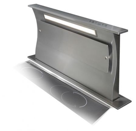 hotte de plan de travail sirius downdraft