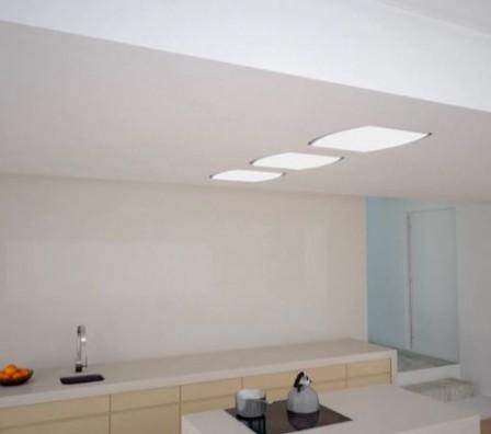 hotte de plafond sirius modulable. Black Bedroom Furniture Sets. Home Design Ideas