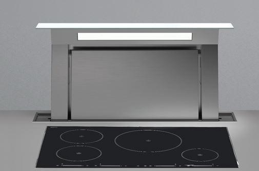 Cuisine appareils hotte aspirante escamotable plan de - Hotte aspirante design pas cher ...