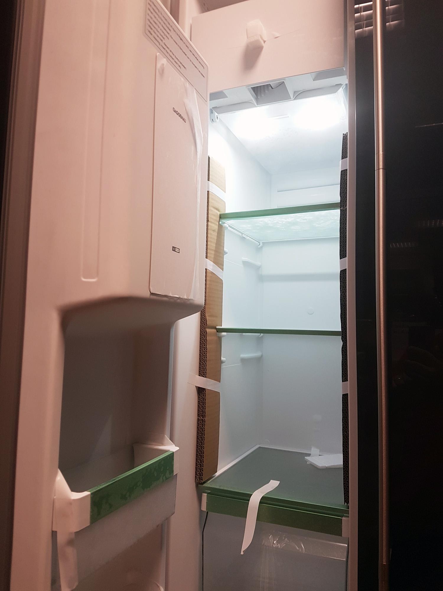 Refrigerateur Americain Faible Largeur sideside gaggenau rs 295