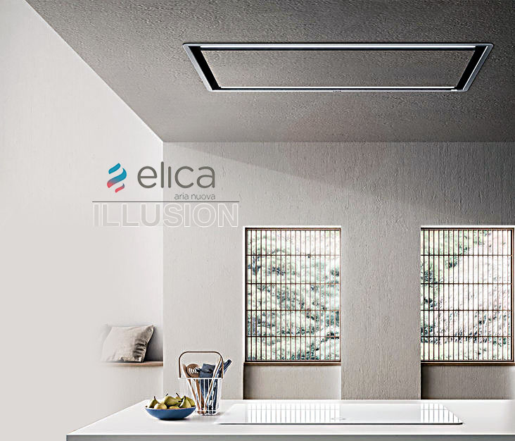 Plafonnier Elica Illusion Blog Expert Electromenager Conseils