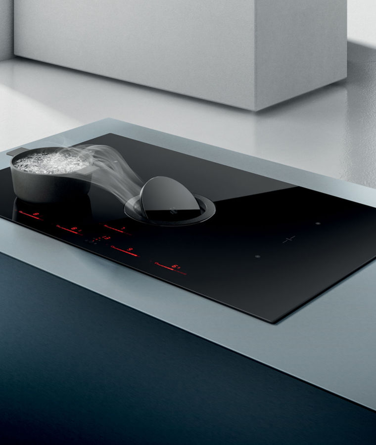 Plaque de cuisson avec hotte intégrée Elica NIKOLATESLA HP Recyclage