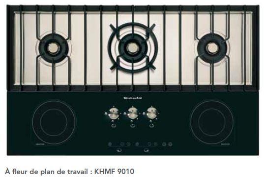 l 39 lectrom nager kitchenaid d 39 avant. Black Bedroom Furniture Sets. Home Design Ideas