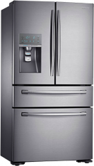 refrigerateur 4 portes samsung rf24hsesbsr