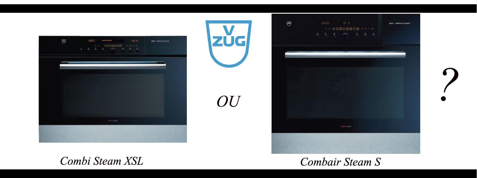 Jlm diffusion expert lectrom nager v zug combair steam s ou combi steam xsl - Prix four vapeur v zug ...