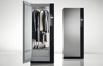 le refresh butler v zug l 39 armoire v zug qui prend soin de vos vetements. Black Bedroom Furniture Sets. Home Design Ideas