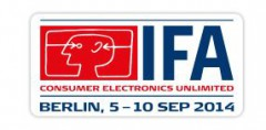 logo IFA : salon de l'électronique 2014