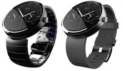 Montre motorolla moto 360 montre connectee