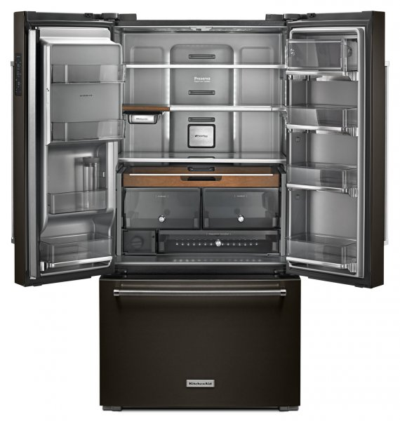 refrigerateur-blacksteel-kitchenaid-ouvert-krfc704.jpg
